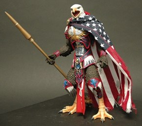 The Most 'Murican Action Figure of All Time