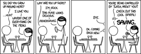 Even XKCD is Doing it