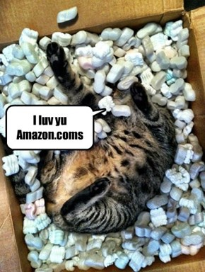I luv yu Amazon.coms