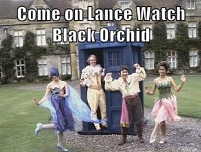 Come on Lance Watch Black Orchid