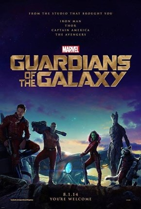 Get A Better Sense of Marvel's New Movie With This  Guide To The Guardians of the Galaxy