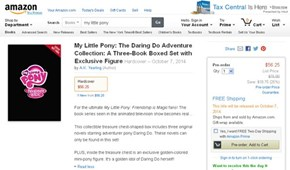 The Daring Do Adventure Collection