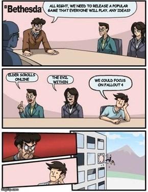 Bethesda Logic