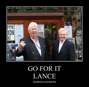 GO FOR IT LANCE