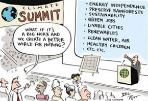 The Sad Truth About Climate Change