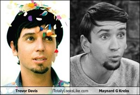 Trevor Davis Totally Looks Like Maynard G Krebs