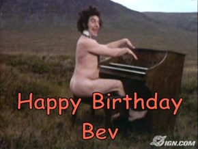 Happy Birthday Bev