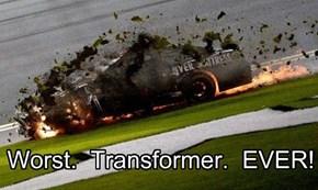 Worst.  Transformer.  EVER!