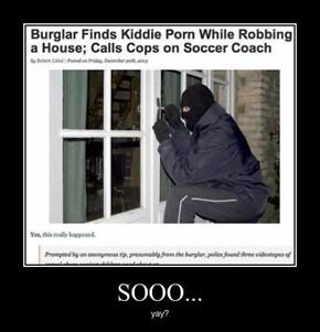 Good Guy Robber?