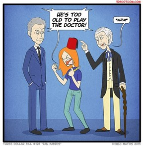 The Doctor Is Ageless