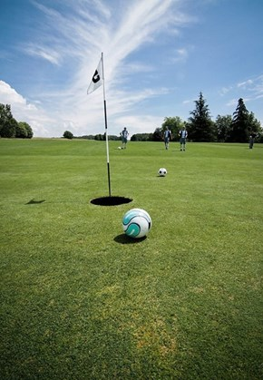 Soccer Golf is a Thing We Need to See More of in the Future