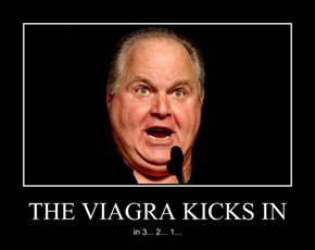 THE VIAGRA KICKS IN