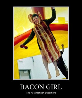 BACON GIRL