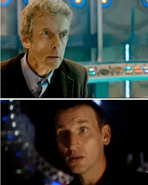 The Doctor Rumor Mill Is Churning: Is Capaldi Pulling an Eccleston?