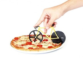 Fix Yourself Some Pizza With This Bike Cutter