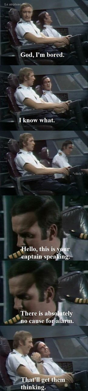 John Cleese and Graham Chapman: Master Trolls