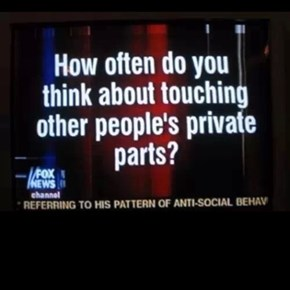 Fox News Asks the Hard Questions