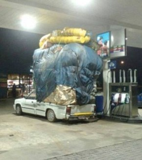 Sure, It'll Only Take One Trip