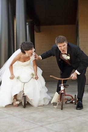 Love Is Like a Trike Race
