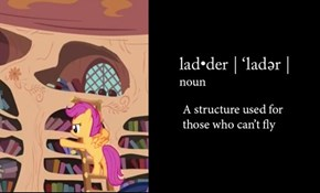 Pony Dictionary