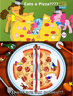 Eatsa Pizza!!!