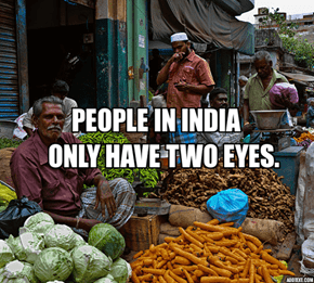 Little Facts About India People.