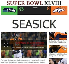 Well Played, Denver Post. Well played.