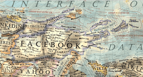 This is Facebook's Claim of the Map of the Internet