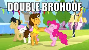Double Brohoof