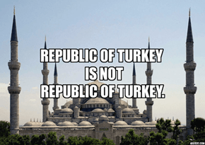 Little Facts About Turkey.