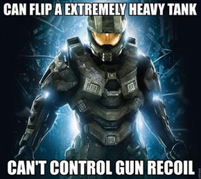 Master Chief Logic