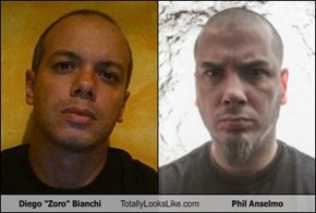 "Diego ""Zoro"" Bianchi  Totally Looks Like Phil Anselmo"