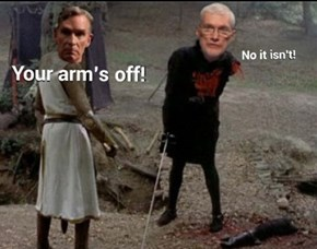 """Debating"" Ken Ham"