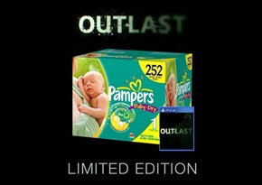 But This Limited Edition of Outlast Now! You'll Need It!