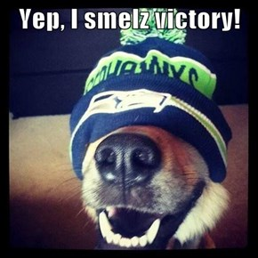 Yep, I smelz victory!