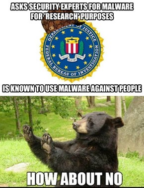 No Malware For You!