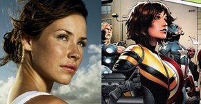 Evangeline Lilly Potentially Joining 'Ant-Man'