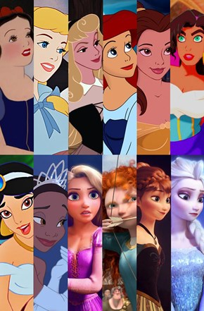 If You Went Barhopping in America With the Disney Princesses, Only a Single One of Them Could Legally Join You
