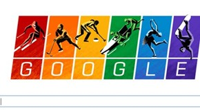Google Takes a Shot at Russia With its LGBTQ Olympic Logo