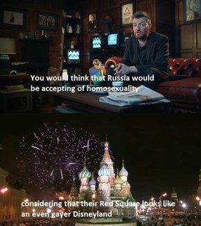 Charlie Brooker Nails It