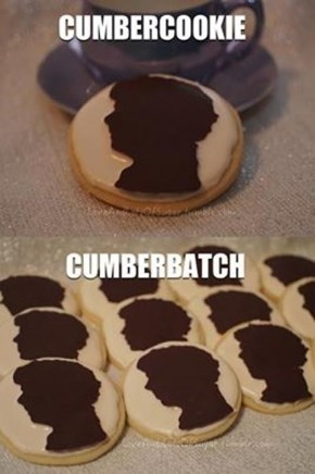 Benedict's Great With Tea