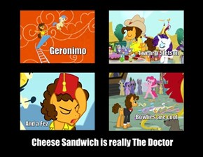 Doctor Cheese
