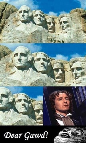 Jefferson Was A Timelord