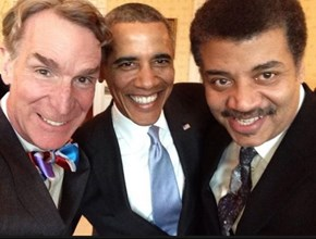 The Most Epic Selfie That Ever Did Selfie