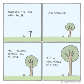 Is Nature Really That Great?