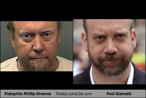 Pedophile Phillip Greaves Totally Looks Like Paul Giamatti