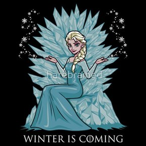 The Cold Never Bothered Her Anyway