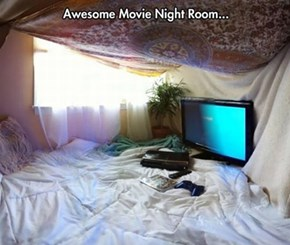 It's Like a Pillow Fort, but WAY Better!