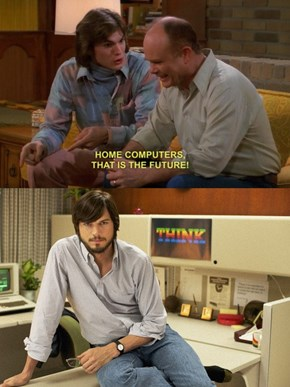 Looks Like Kelso Really Turned Things Around!
