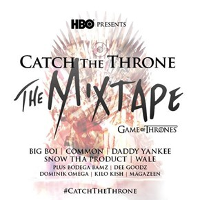 Catch the Throne With This Game of Thrones Mixtape